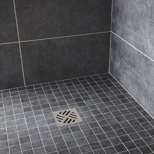 Mosaïque Factory ARTENS, noir, 5x5 cm