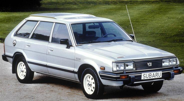 1979-1989 Subaru Leone Wagon