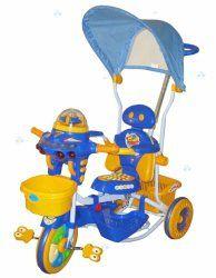 Rowerek trójkołowy 2890AC Blue