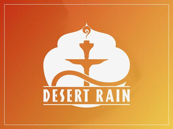 Desert Rain Lounge on Behance