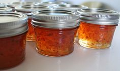 Serrano Pepper Jelly | Marin Homestead