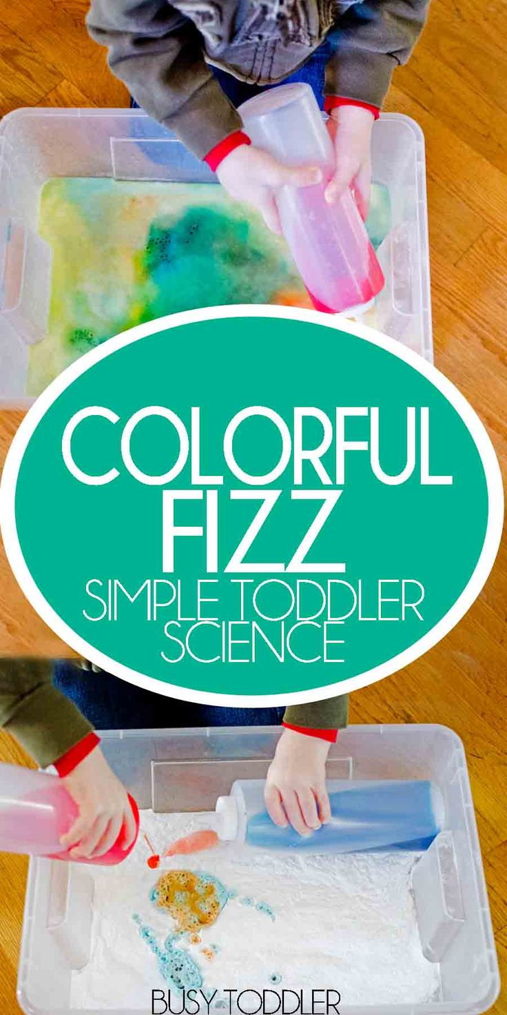 science projects for toddlers Make your child's first memories of science fun and meaningful with these science activities for preschoolers and kindergarten.