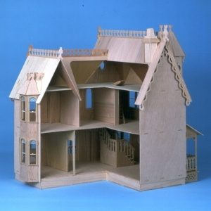 Dollhouse Pierce | a Doll house kit