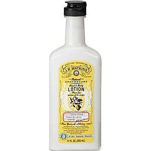 This smells amazing! Like freshly baked lemon bars. Amazon.com: J. R. Watkins Hand & Body Lotion, Lemon Cream, 11 oz: Beauty
