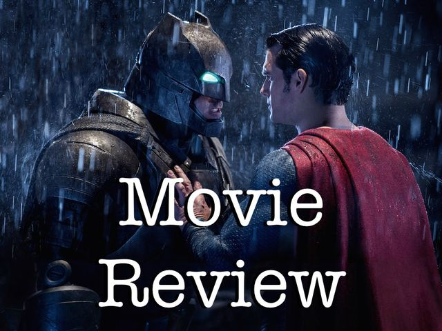 """Batman v Superman"" is a dull blockbuster not worthy of its heroes"