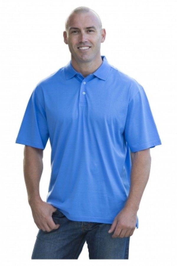 Platinum polo shirt (blue) - Boostup