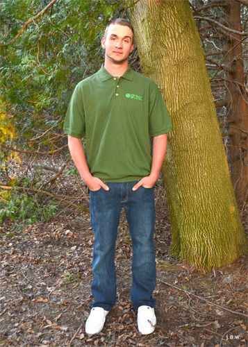 Special price offer  GPC 100% organic cotton pique knit  Men's and Ladies XS-3XL.  GPC logo embroidered left chest.