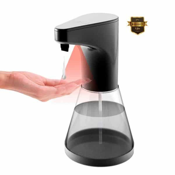 Top 10 Best Automatic Soap Dispensers In 2020 Automatic Soap