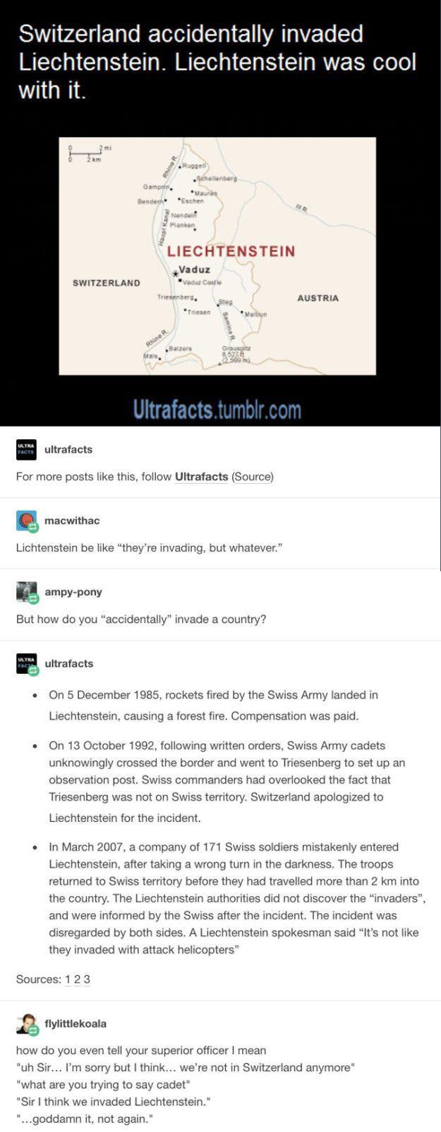16 mal lehrte Tumblr Sie mehr über die Geschichte…