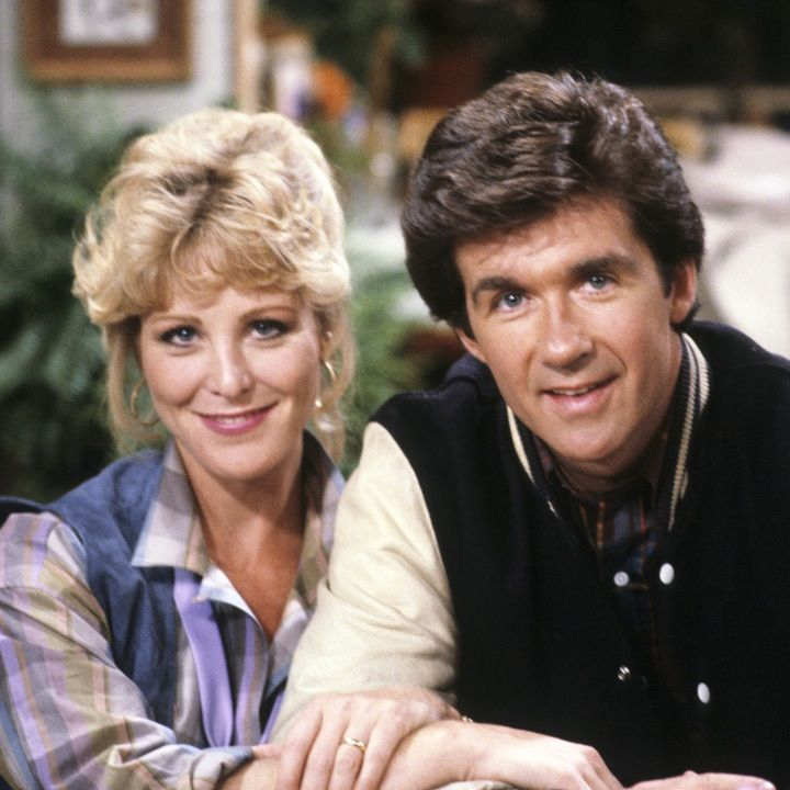 LOL!: Alan Thicke Admits He and His 'Growing Pains' TV Wife Joanna Kerns Almost Dated in Real Life