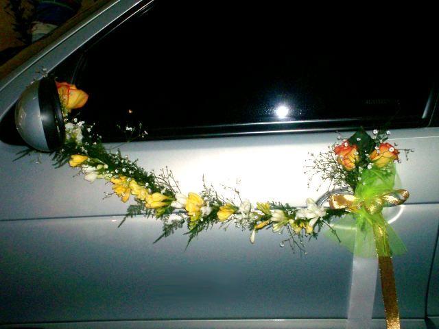 Decoracion De Iglesias Para XV | para iglesias con decoracion de flores, moños y cintas, autos para 15 ...