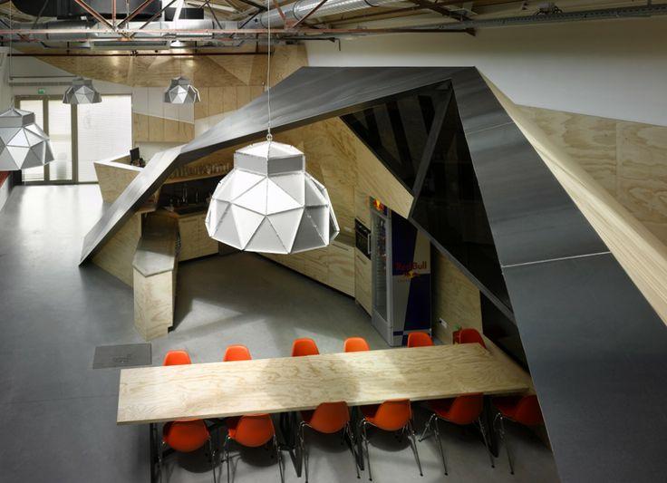 Red Bull Amsterdam / Sid Lee <3 | Design despace