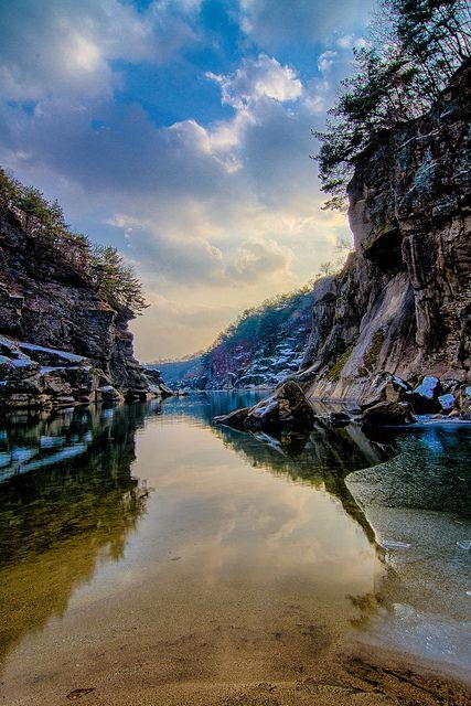 Geoseokjeong Valley, South Korea