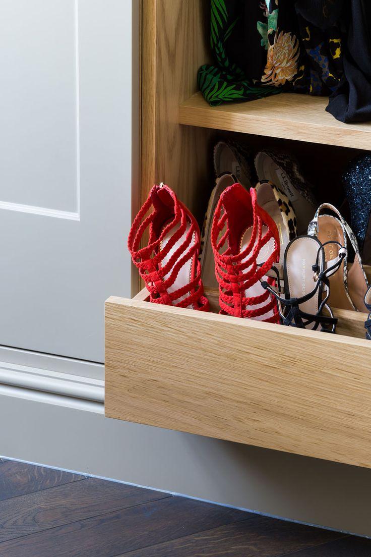 Bespoke sliding shoe rack >> https://www.bathbespoke.co.uk/portfolio/bath-townhouse-renovation/