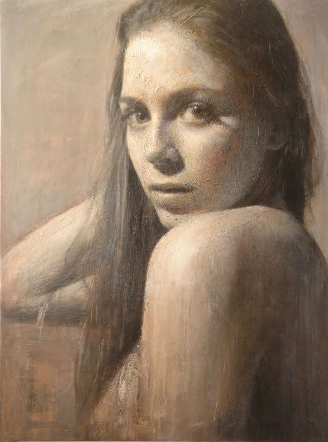 pintura realista de Emilio Pérez Romero, pintores españoles, arte de España