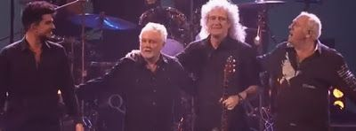 Watch: Queen with Adam Lambert and fun. at the iHeart Music Fest