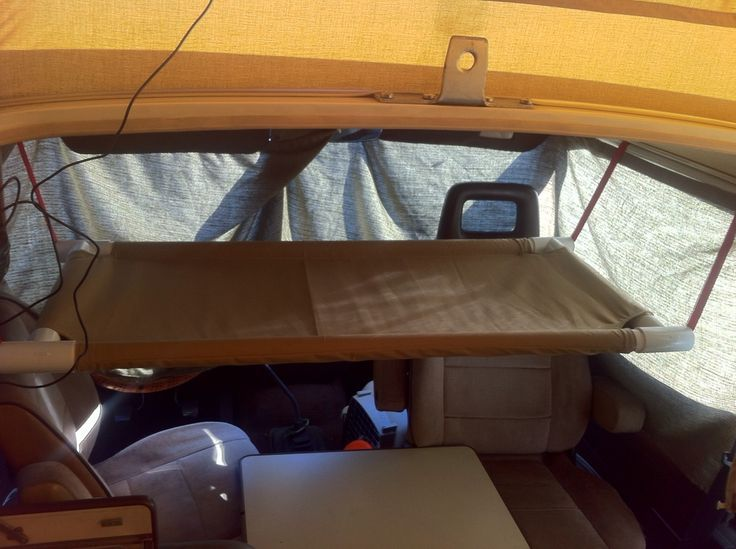 front seat bed - Google Search | RV Life | Pinterest | Rv ...