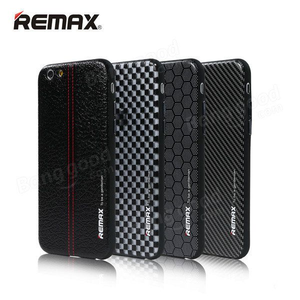 Remax Ultra Thin Gentleman Business Style PC TPU Back Case Cover Protective Shel…