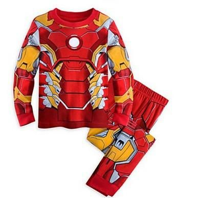 Your little man can be the superhero he dreams of with these captain American…