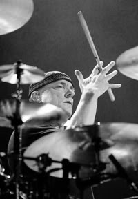 Neil Peart..........my man !!!  :)