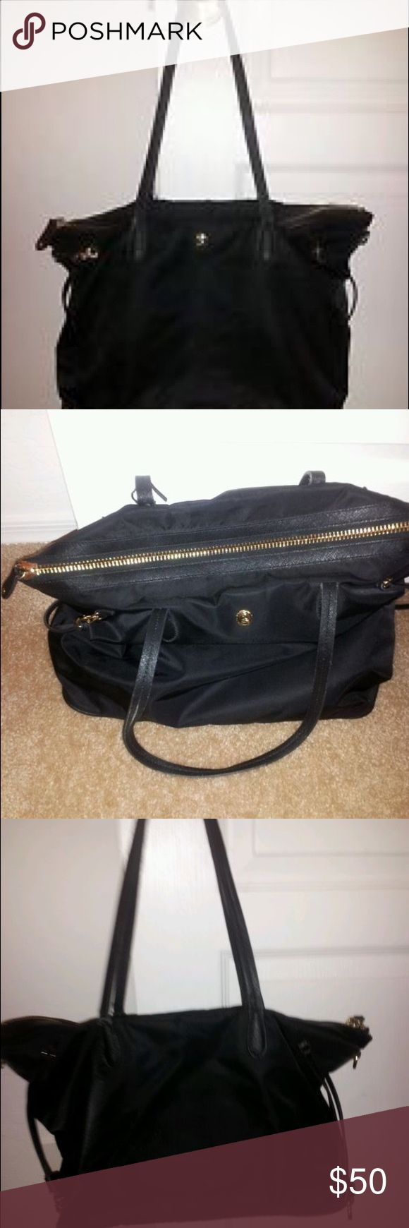 EUC Black JPK Paris Tote Laptop Handbag Nordstrom EUC Black JPK Paris Tote Handbag Nordstrom- Used only a couple of times. Looking to clean out closet. Please message me for any questions or add'l photos! Thanks! JPK Paris Bags Totes