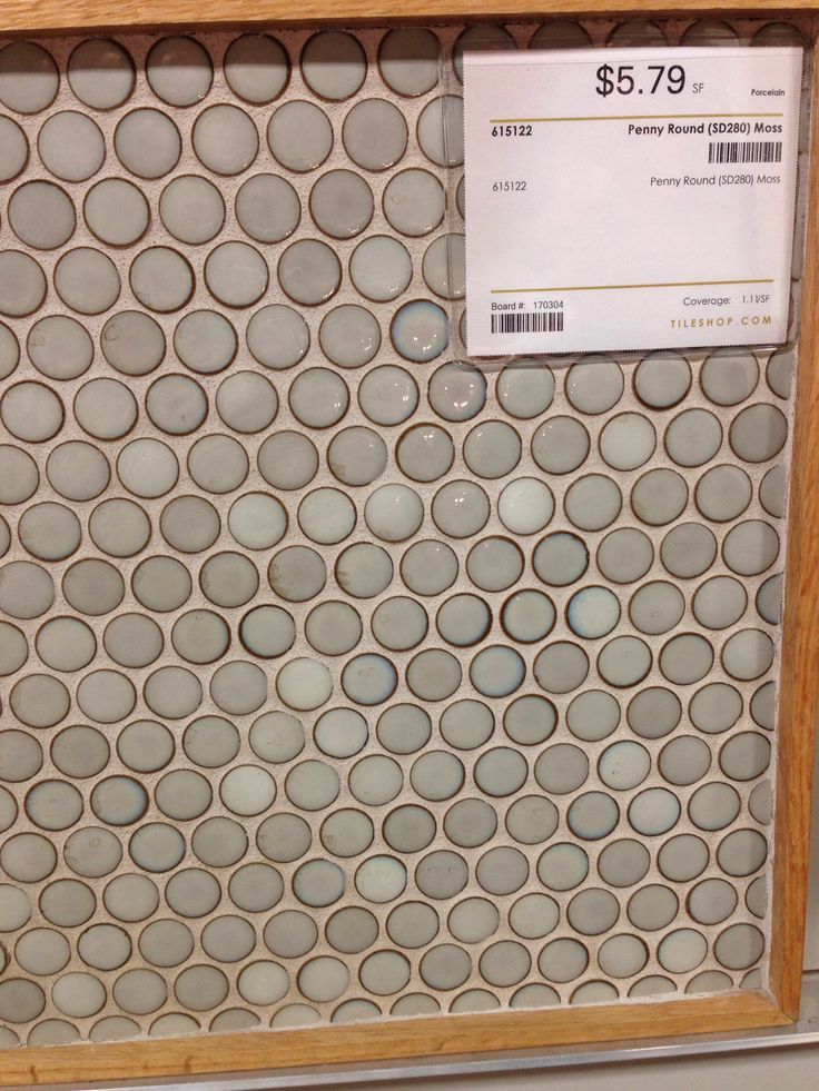 Penny Tile For Shower Floor Tile For Nebolon Penny