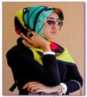 Pelangi Former Wear Veil Collection 2013 Modern Muslim Hijab Fashion