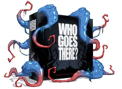 Who Goes There?: A game of growing paranoia | Image | BoardGameGeek