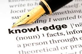 The greatest obstacle to discovery is not ignorance- it is the illusion of knowledge Daniel Boorstin