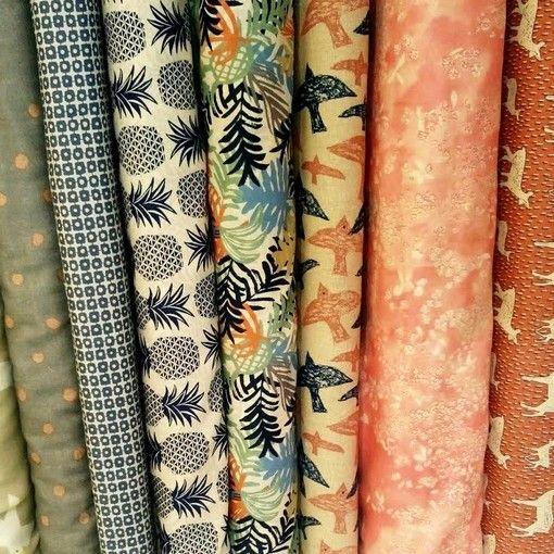 De très belles nouveautés sur nos étales, Suppléments d'âme, Mercerie Rennes, #fabrics, #tissus, #mercerie, #rennes, #supplementsdame