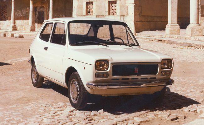 Seat 127 primera serie (1972)
