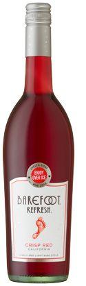Light Wine | Refresh Wine | Light Bodied Wine | Barefoot Wine & Bubbly