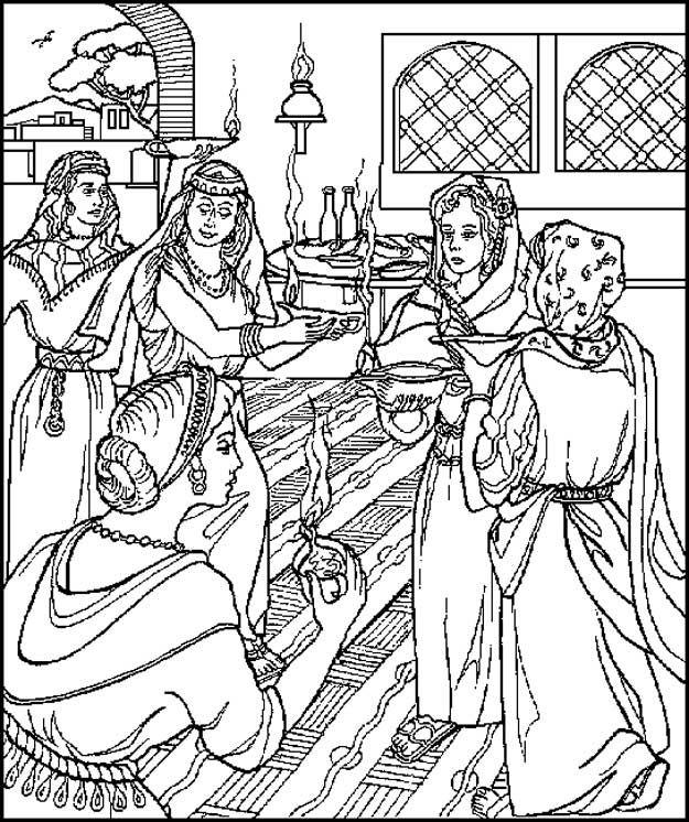 de vijf wijze meisjes gkv apeldoorn zuid bijbel