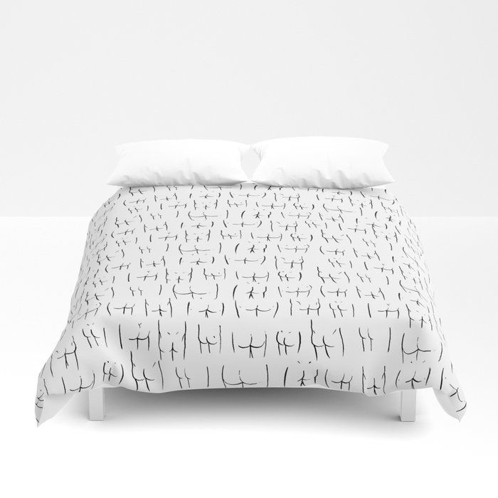 Buy Butts Butts Butts Duvet Cover By Corrinaulrich Worldwide
