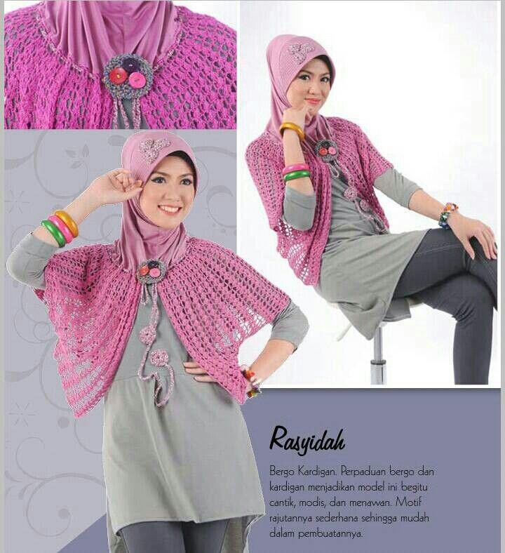 Hijab Rajut RASYIDAH