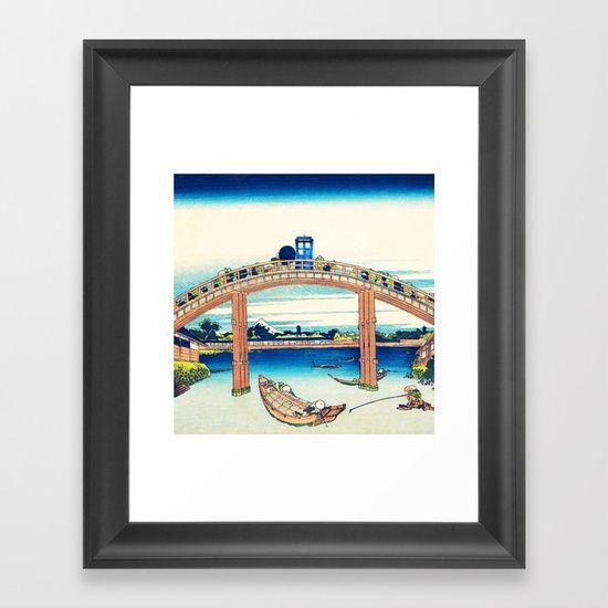 Tardis At The Bridge - $37