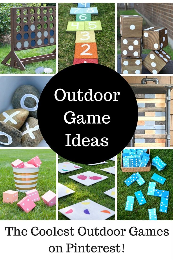 Outdoor Game Ideas