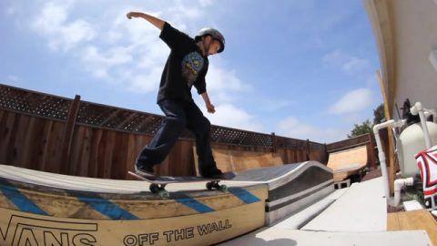 Trae Montgomery Birthday skate session 2017 – Vimeo / True Skateboard Mag's videos: Source: Vimeo / True Skateboard Mag's videos