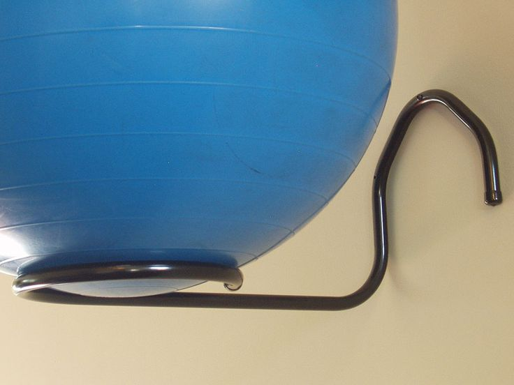 The Loop  Exercise Ball Storage