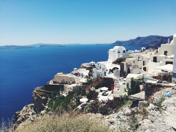 ❂ greece, santorini ❂