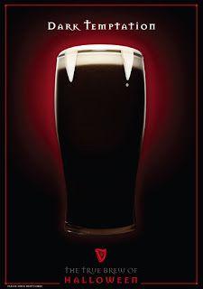 ¡Feliz Viernes amig@s!  ¡¡Se nota, se siente #Halloween está muy presente!!... Sobre todo en las campañas de #Guinness.  #beer #cerveza #publicidad #marketing #campaña #advertising #leonesp #comunicacion #campaign #blackbeer