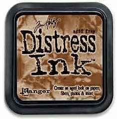 Tim Holtz Distress Ink Pad FRAYED BURLAP Ranger TIM21469