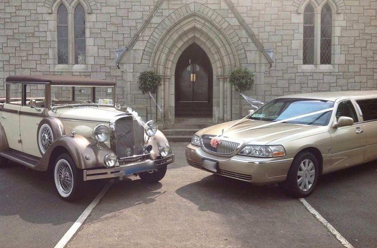 Vintage Wedding Cars Dublin Limos Hire Meath Kpcd Cars Dublin Hire Kpcd Limos Meath Vintage Wedding Vintage Car Wedding Wedding Car Limo