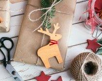 State cercando un modo per rendere unico e speciale il vostro regalo di Natale? Un packaging fatto e mano e un biglietto personalizzato sono la risposta che stavate cercando.  Scatole, carte e nastrin