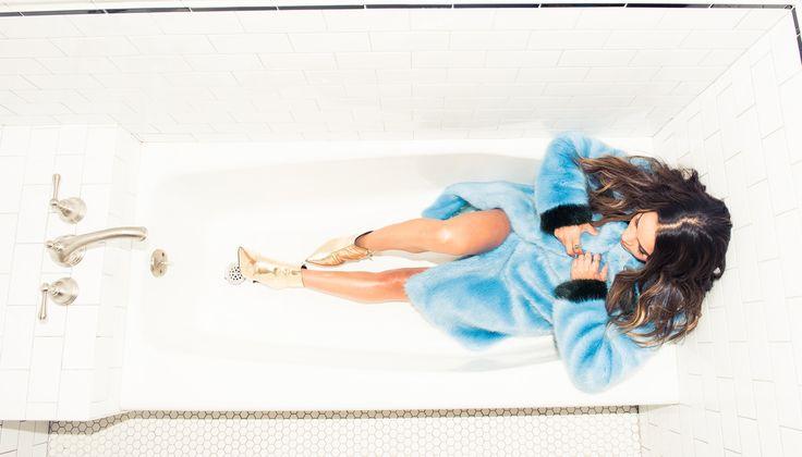 Inside Fashion Stylist Sophie Lopez's Closet