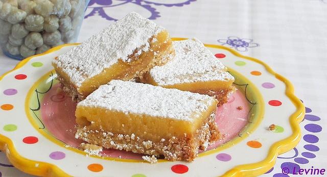 Abrikozen-citroen taartje by Levine1957, via Flickr
