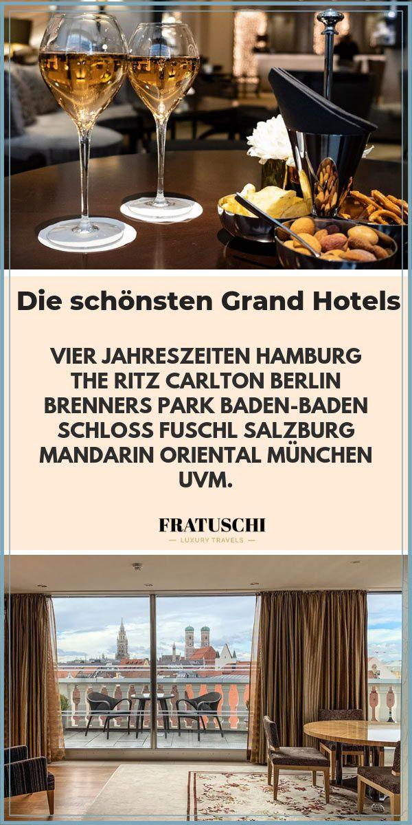 Selektion Deutscher Luxushotels Erfahrungen Empfehlungen Luxushotel Hotels Hotel