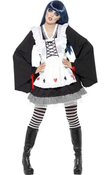Halloween Alice Costume | Jokers Masquerade