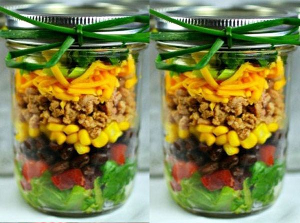 30 Mason Jar Foods and Recipe Ideas | Food Crafts | via putitinajar.com