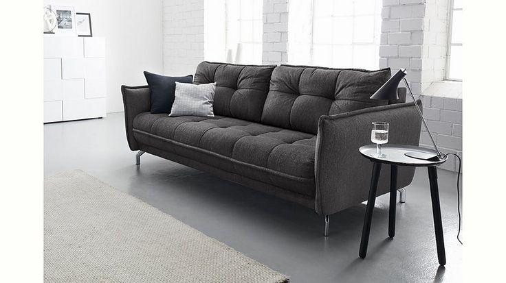 INOSIGN 2,5-Sitzer oder 3-Sitzer Sofa mit Steppung, inklusive Armlehnenverstellung Jetzt bestellen unter: https://moebel.ladendirekt.de/wohnzimmer/sofas/2-und-3-sitzer-sofas/?uid=00a0f3b7-0979-59f9-b440-b55bae0a6389&utm_source=pinterest&utm_medium=pin&utm_campaign=boards #sofas #3sitzersofas #wohnzimmer